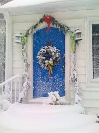 Door Decorations For Winter - 10 winter front door decoration 81