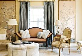 cute ideas for french country living room decoration using gold