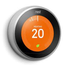 nest learning thermostat 3rd generation amazon co uk diy u0026 tools