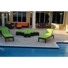 Outdoor Wicker Chaise Lounge Wicker Chaise Lounges Foter