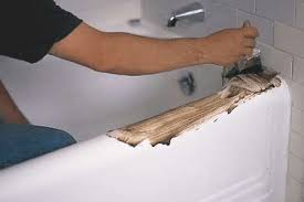 Can You Paint Over Bathroom Tile Bathroom How To Paint Over Ceramic Tile In A Todays Homeowner Can