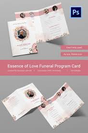 funeral program printing 21 obituary card templates free printable word excel pdf psd