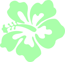 mint green flowers flower clipart mint green pencil and in color flower clipart