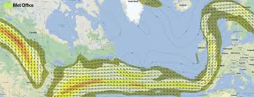 Jet Stream Map Uk U0027s Unsettled Weather And The Jet Stream Official Blog Of The