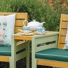 Tete A Tete Garden Furniture by Verdi Tete A Tete Wooden Garden Bench Garden Tables U0026 Chairs