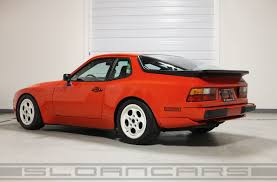 widebody porsche 944 1988 porsche 944 turbo cup guards red 7 032 miles sloan cars