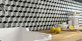 faience cuisine carrelage et faïence toutes les tendances pour les murs de la