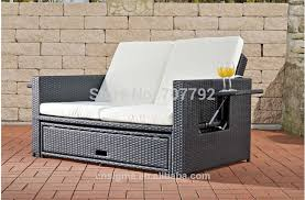 compare prices on garden rattan lounge beds shopping buy - Rattan Lounge Sofa