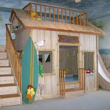 Build Loft Bed With Slide by Best 25 Teen Bunk Beds Ideas On Pinterest Girls Bedroom With