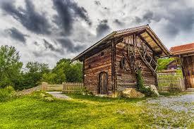 free photo hut scale alpine hut building free image on