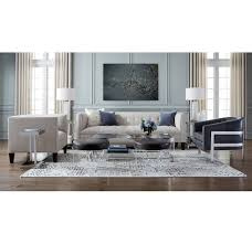 mitchell gold coffee table mosaic rug