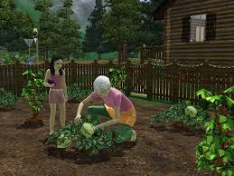 Sims 3 Garden Ideas The Sims 3 Springs
