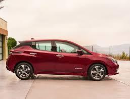 nissan leaf kit car 2018 nissan leaf ev gets new look more power u0026 range 95 octane