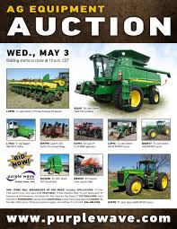 sold may 3 ag equipment auction purplewave inc
