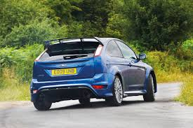 Focus Rs 2009 Ford Focus Rs Mk2 Buying Guide Evo