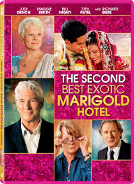 the best dvd the second best marigold hotel dvd release date july 14 2015