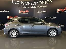 lexus rc f nebula grey pre owned 2016 lexus ct 200h demo unit touring package 4 door