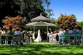 wedding venues in eugene oregon ogren gardens weddings venues packages in eugene or