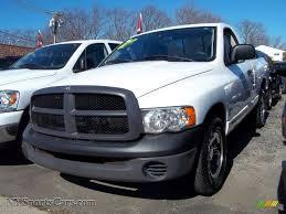 Dodge Ram White - 2003 dodge ram 1500 st regular cab in bright white 564909
