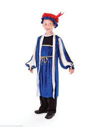 Tudor Halloween Costumes Tudor Boy Costume Hat Feather Medieval Minstrel Fancy Dress