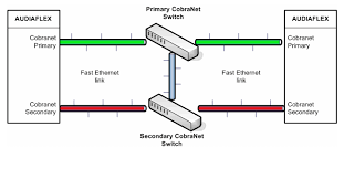 cobranet network design biamp systems
