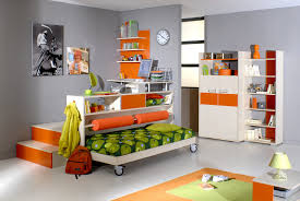 Wood Daybed With Pop Up Trundle Bedroom Kids Room In Colorful Decor Featured Modern Iron Daybed