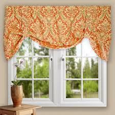 donnington lined tie up valance ellis curtain curtainshop com