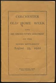 fiftieth anniversary colchester home week and one hundred fiftieth anniversary of