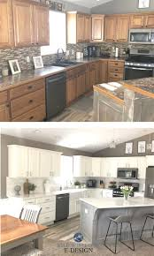 how can i make my oak kitchen cabinets look modern 4 ideas how to update oak or wood kitchen cabinets