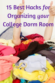 college dorm room organizing tips tricks ideas and hacks if you have browsed the back to school flyers you will know that they make dorm rooms look as good as model homes they turn that shoe box of a room into