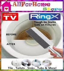 Bathroom Stain Remover The Scratch Free Volcanic Ring X Pum End 3 11 2017 2 11 Am