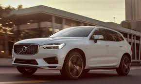 volvo xc60 white 2018 volvo xc60 first drive review autonxt