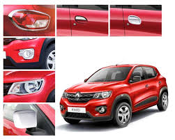 renault kwid red colour renault kwid latest accessories online at best prices rideofrenzy