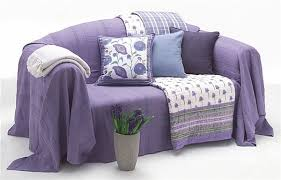 purple sofa slipcover 15 casual and cheap sofa cover ideas to protect your furniture