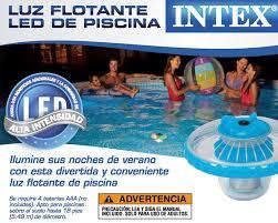 Floating Pool Light Intex Led Floating Pool Light