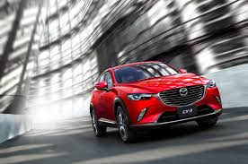 mazda in 2016 mazda cx 3 crossover arrives at l a auto show