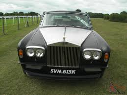 roll royce custom rolls royce silver shadow classic rod