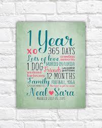 best 1 year anniversary gifts 1 year anniversary gift anniversary as husband and