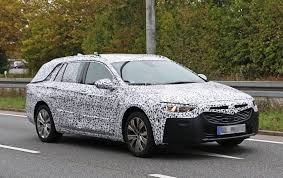 2017 opel insignia b sports tourer spied for the first time ever