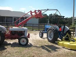 Tractor Barn Ot Pole Barn Erecting Poles Yesterday U0027s Tractors