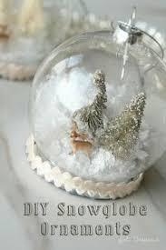 diy snow globe ornaments diy snow globe snow globes and globes
