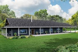 ranch style floor plans single story ranch style house plans with wrap around porch home
