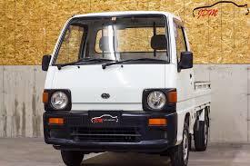 kei truck 1991 subaru sambar ks3 japanese kei truck