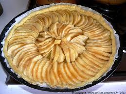 comment cuisiner le coing tarte aux pommes et gelée de coing une cuisine pour voozenoo