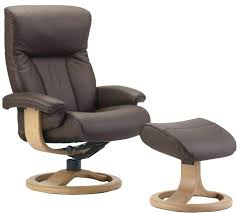 surprising leather swivel recliner chair and ottoman ideas