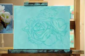 4 tips for painting flower petals