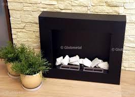 ethanol fireplace globmetal 580 u2022 artflame com
