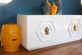 White Lacquer Credenza White Lacquer Furniture Glitter U0026 Goat Cheese