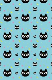 pattern illustration tumblr cat pattern illustration tumblr