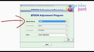 resetter epson l210 ziddu reset epson l380 l383 l385 l485 adjustment program youtube